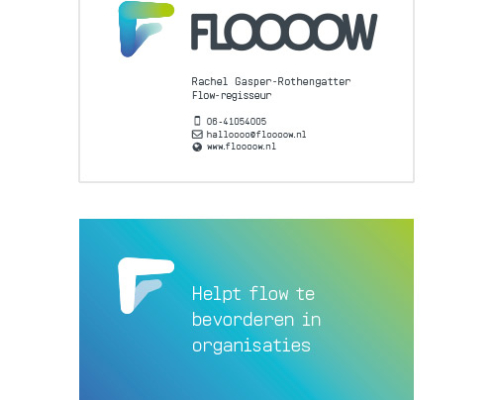 Floooow visitekaartje
