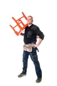Van afval naar grondstof Hero - Caspari - circulaire design meubels
