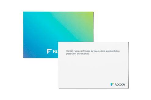 Presentatiekaarten Floooow