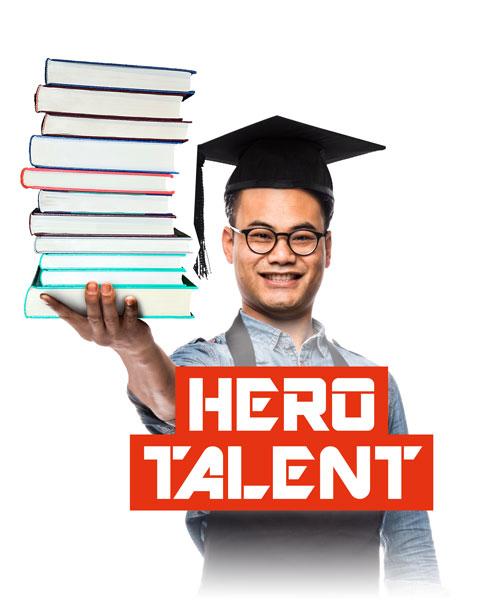 HERO talent programma